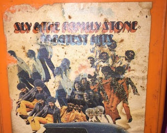 Sly and The Family Stone 8 track