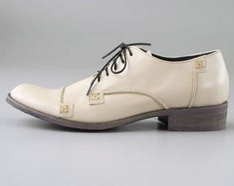 Charles David 'RANDY' Oxford flats