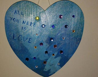 All you need is love (wall decor)