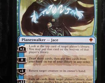 Mtg Proxy Jace the mind sculptor