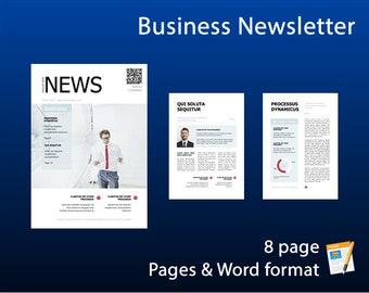 Business Newsletter NP01