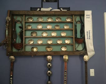 Trophy Buckle Case