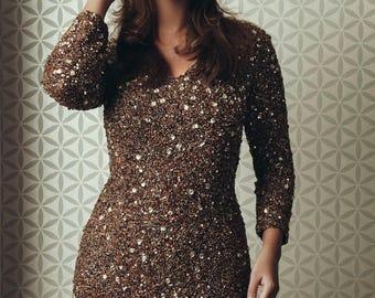 D'or Dress