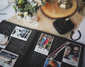 Guestbook to photos to do-it-yourself (DIY kit)