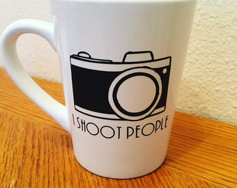 I shoot people-photographer