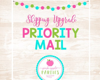 Upgrade My Shipping - Priority Mail
