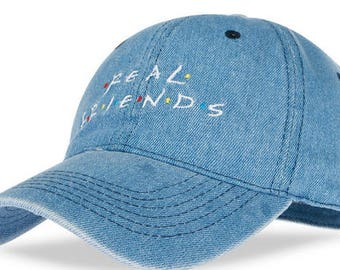 Real Friends Dad Hat Unisex Brand New