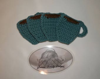 Coffee Cup Coasters (4)
