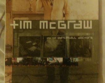 Tim Mcgraw and the dancehall doctors~This Is Ours Hardcover 1st Edition 1st Printing Atria New York 2002