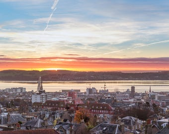 Dundee Sunrise Print