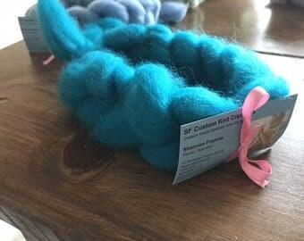 Turquoise Head Wrap