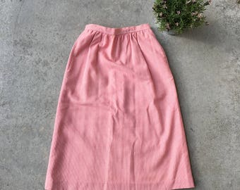 Vintage 1950's - 1960's Evan-Picone Pocket Pencil Skirt