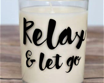 Candles / Scandinavian Style / Home Decor / Minimalist / Scandi Decor / Soy Wax Candle / Stress Relief / Hygge / Hygge Gift / Vegan Friendly