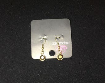 Silver or gold Earrings