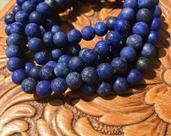 Matte Lapis Lazuli