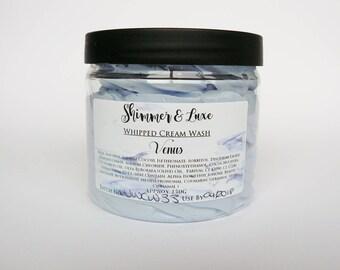 Cream Soap, Venus Whipped Cream Wash