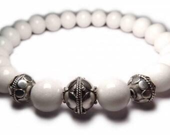 The White Jade bracelet