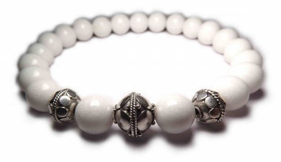 The White Jade bracelet