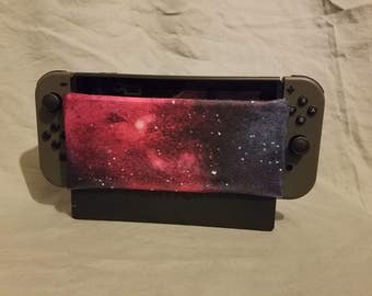 Nintendo Switch Dock Cover Galaxy