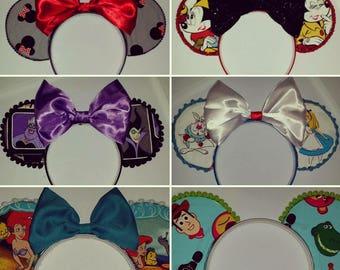 Disney headband, Custom ears