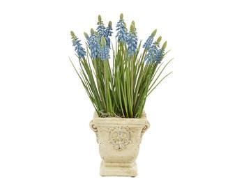 Blue Bells Flower Arrangement