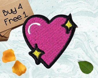 Girl Power Patches Iron On Love Patches Iron On Patch Applique Patches For Jackets