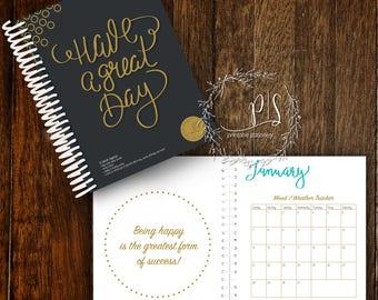2018 Weekly Planner / Agenda