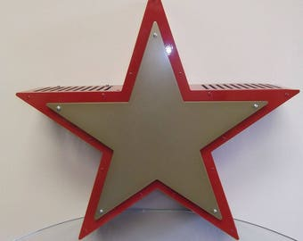 Star Shaped Home Theater Wall Sconce Lighting - NEW – Cinema Style Movie Sconce