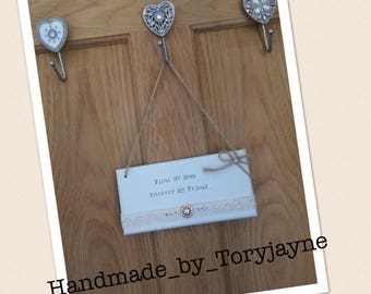 Personalised Plaques... Any Quotes Or Sayings You Would Like