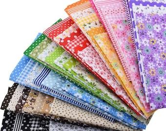 56 pcs 50cmx50cm Cotton Fabric Quilting Sewing Patchwork Fabric Tilda Doll