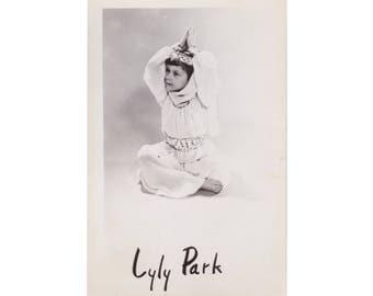 Mystery Performer Lyly Park