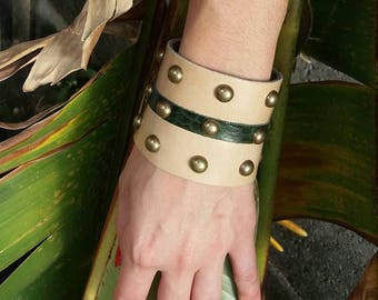 Leather Bracelet Leather Bracelet. Leather bracelet