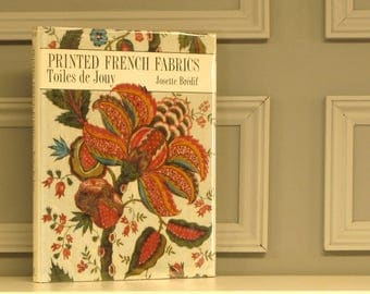 Printed French Fabrics - Toiles de Jouy by Josette Bredif