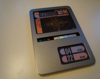 STAR TREK padd prop replica