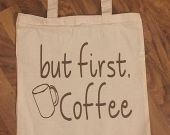 but first, Coffee - brown