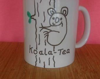 Koala-tea mug 12 fl oz.