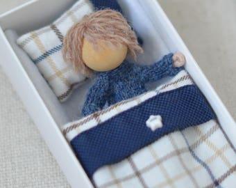 Harry - miniature boy doll set