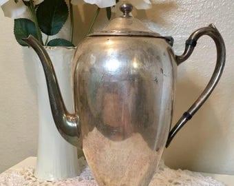Perfect Patina - Antique Gotham Silver Teapot