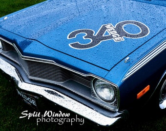 Plymouth Duster 340 Wedge
