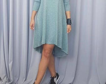 Wool dress dress everyday dress spring dress