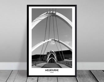 Melbourne - seafarers bridge