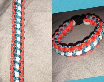 Muilticolored Paracord Bracelet