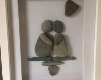 Pebble Art - So in Love