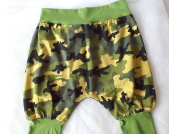 Bloomers baby 68 / 74 Green