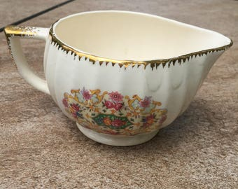 Melody Creamer from Vanity Fair Dinnerware