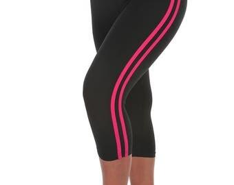 Verscos Women's Stretch Capris Cropped Tight Leggings 5080