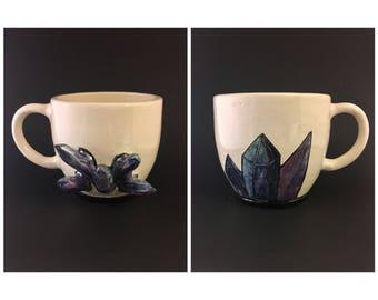 Crystal Tea Cup