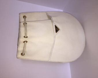 Vintage YSL Backpack Purse