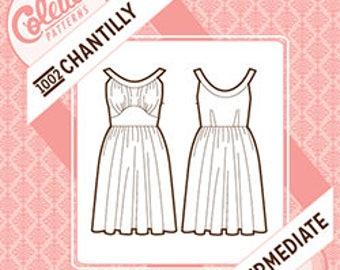 Colette Chantilly Pattern