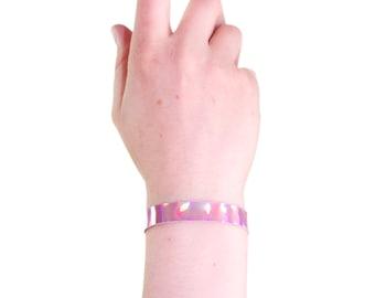 Holo Bracelet Light Pink - HoloLand